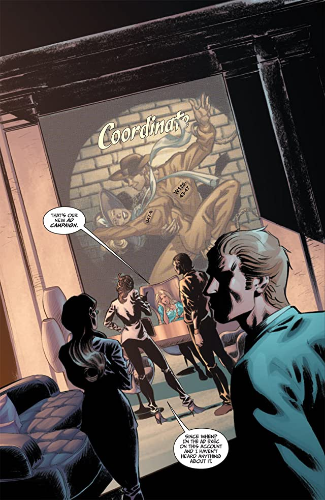 click for super-sized previews of The Calling: Cthulhu Chronicles #4