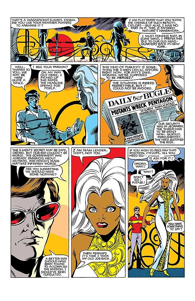 click for super-sized previews of Uncanny X-Men (1963-2011) #161