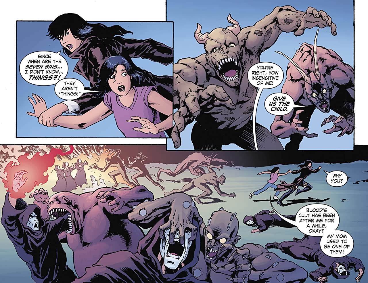 Smallville: Harbinger #4