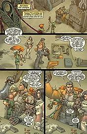 Iron Saint #4