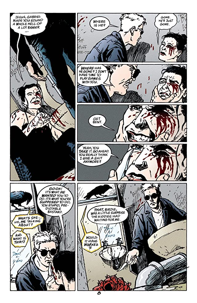 click for super-sized previews of The Dreaming (1996-2001) #19
