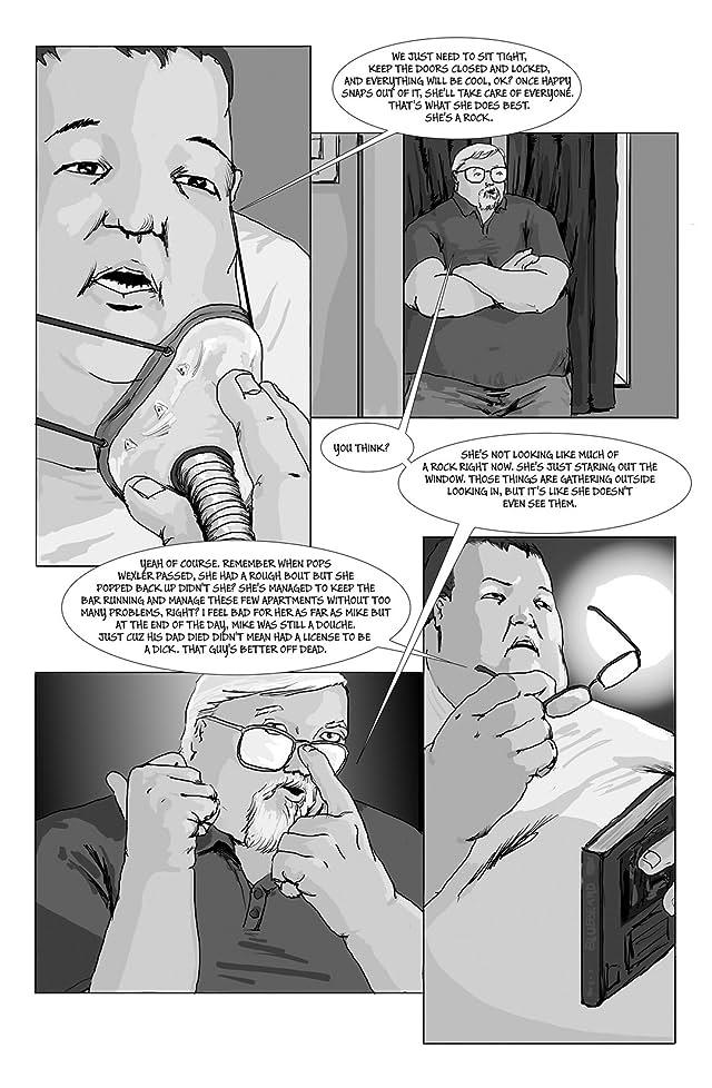 click for super-sized previews of Stranger #4
