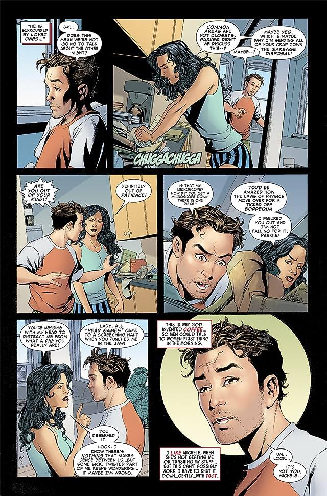 Amazing Spider-Man (1999-2013) #606