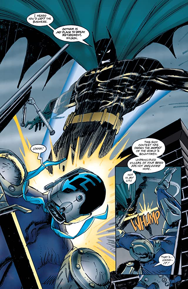click for super-sized previews of Detective Comics (1937-2011) #710