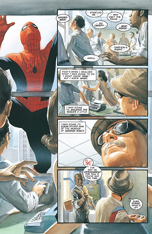click for super-sized previews of Marvels #4