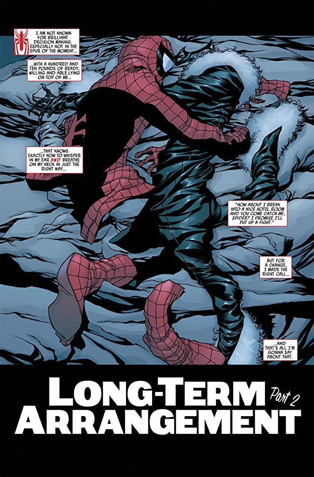 click for super-sized previews of Amazing Spider-Man (1999-2013) #607