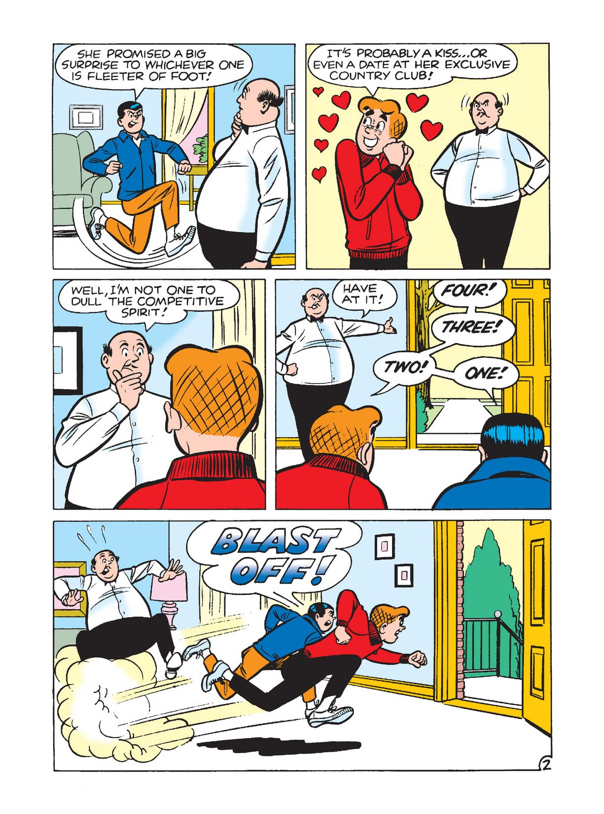 Archie 1000 Page Comics-Palooza: Part 2