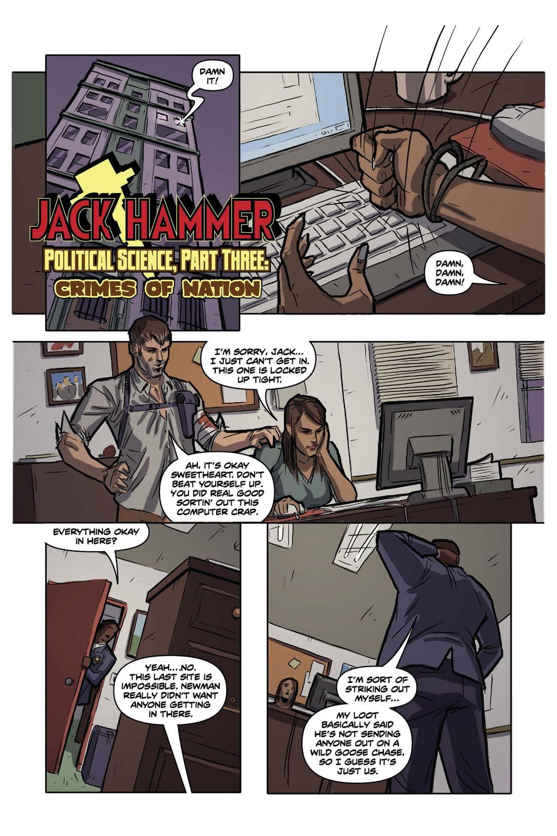 Jack Hammer #3