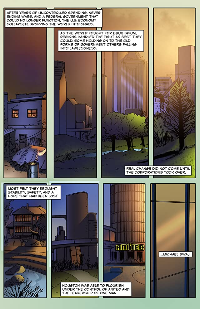 click for super-sized previews of The Threat: Original Edition #1