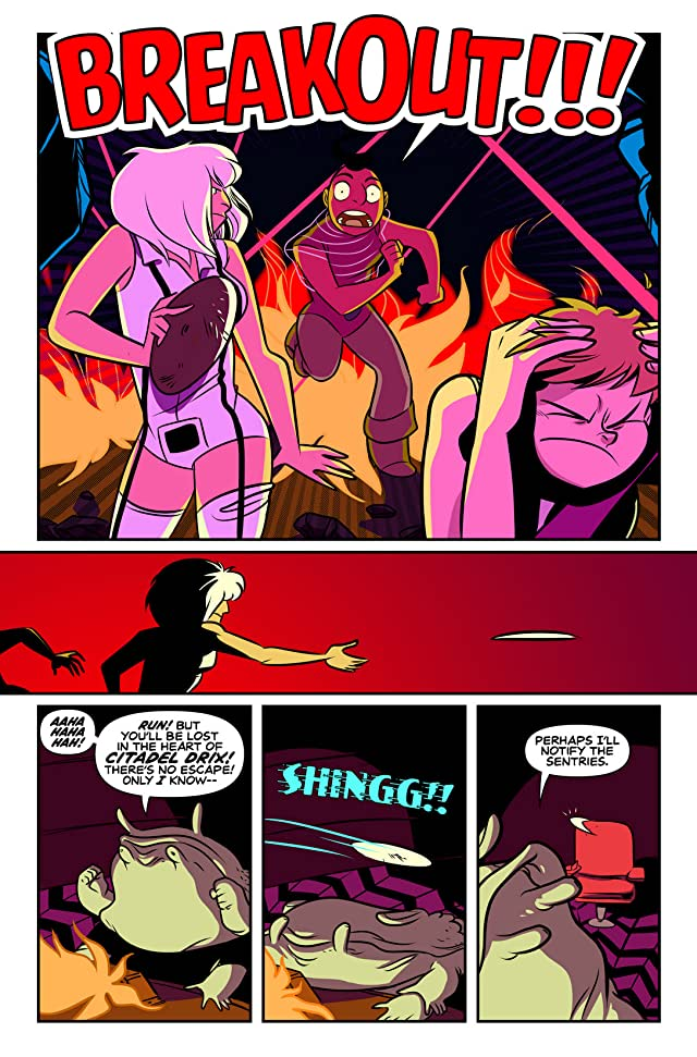 click for super-sized previews of Subatomic Party Girls #3