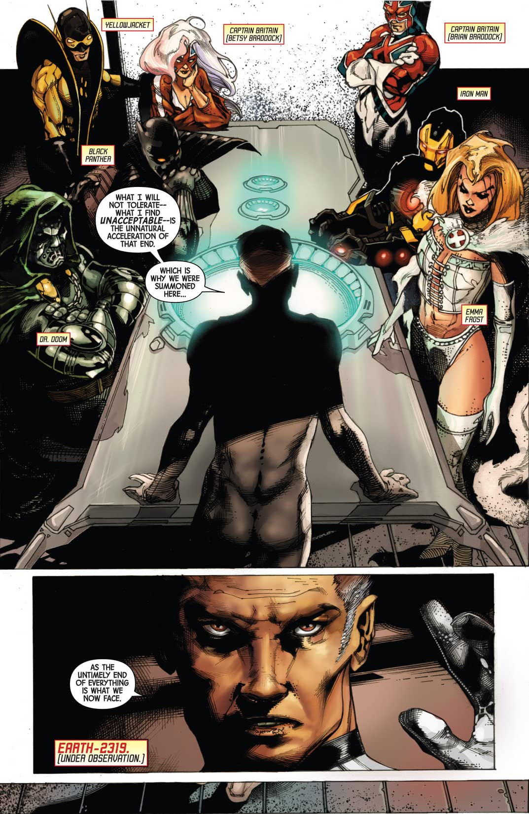 New Avengers (2013-2015) #14