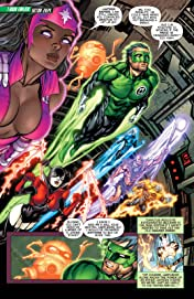 Green Lantern: New Guardians (2011-2015) Vol. 2: Beyond Hope