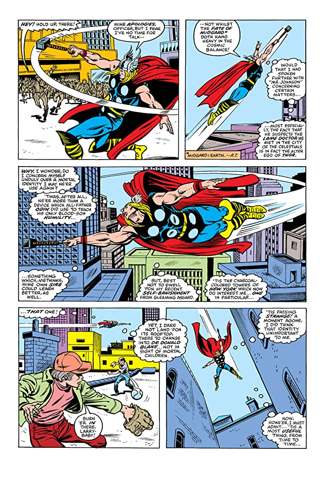 click for super-sized previews of Thor (1966-1996) #285