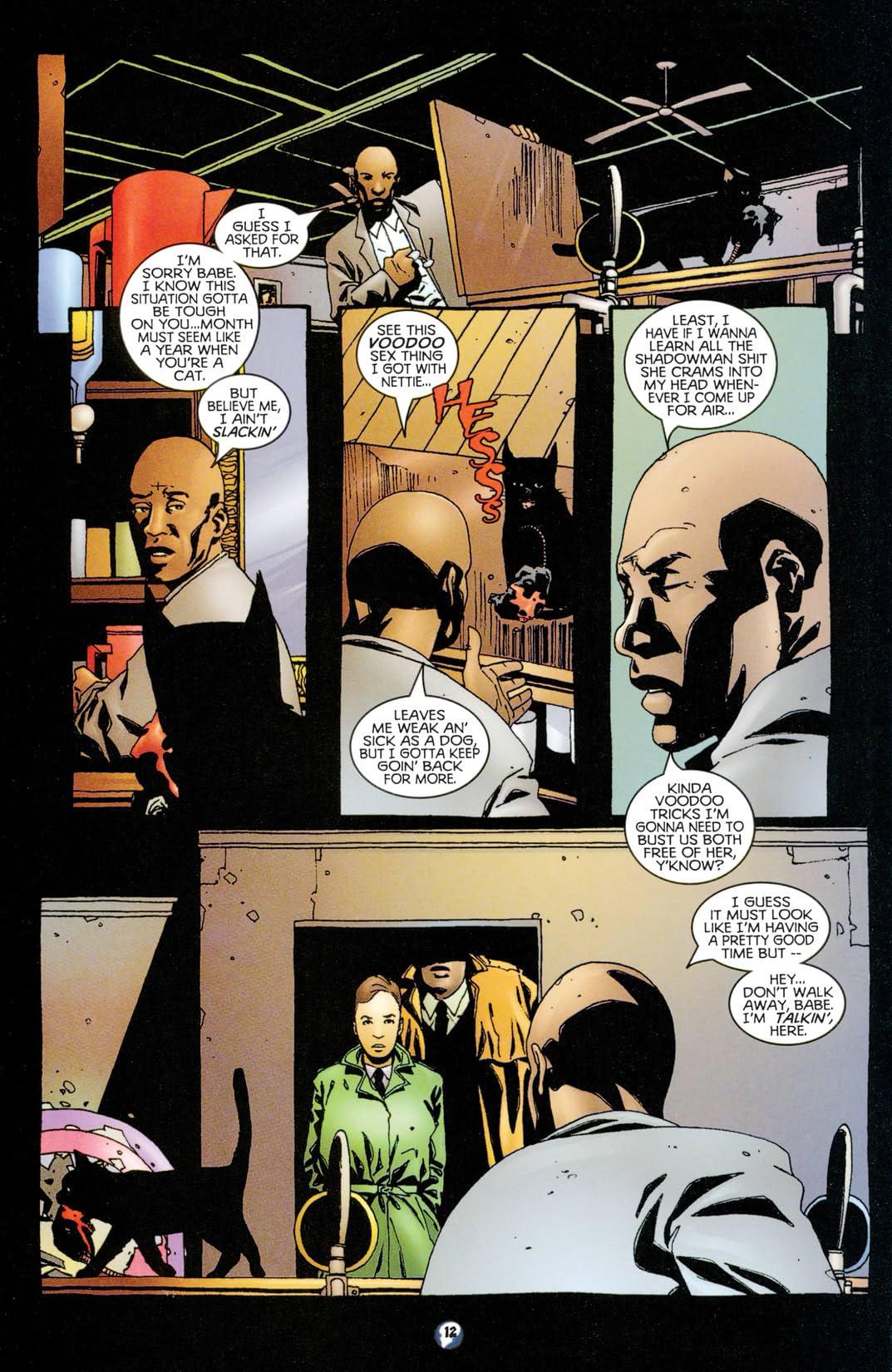 Shadowman (1997-1998) #9