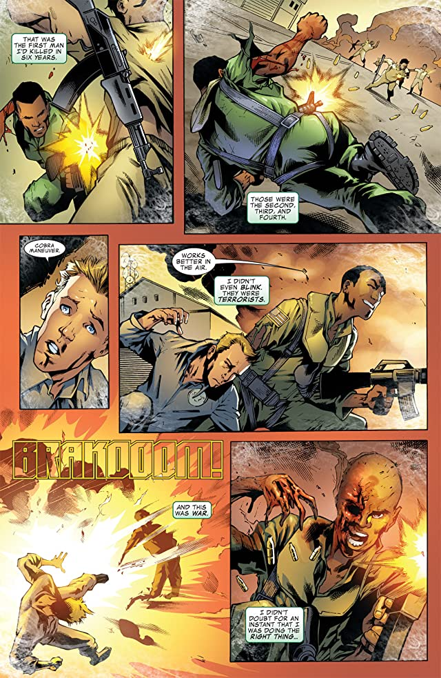 War Machine (2008-2010) #7