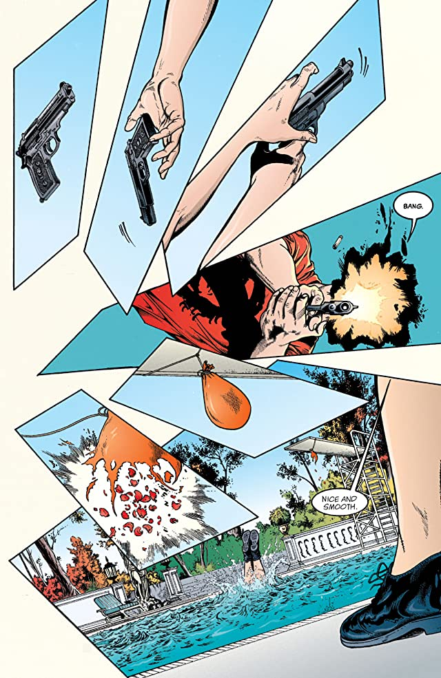 click for super-sized previews of The Invisibles Vol. 4: Bloody Hell in America