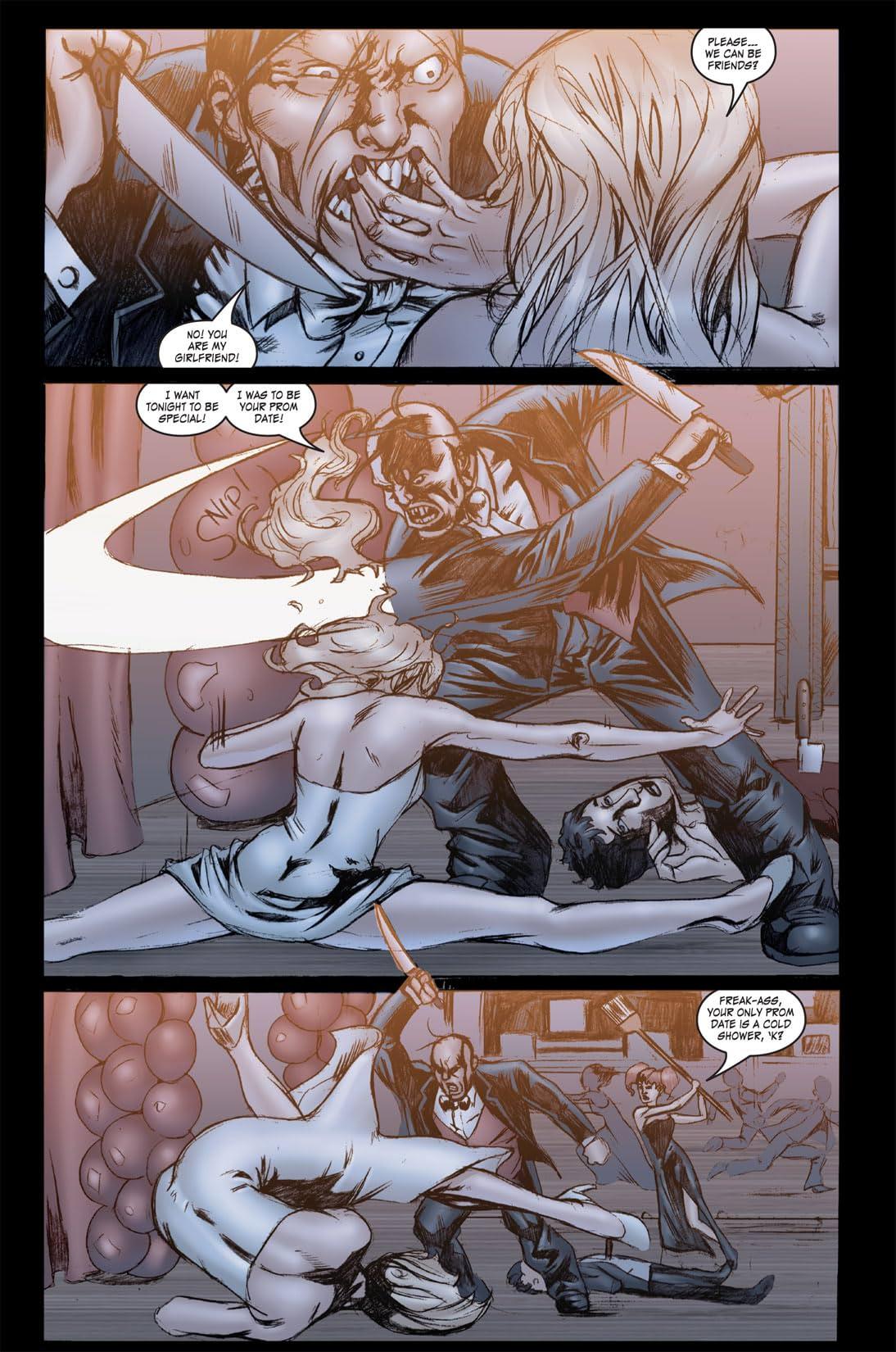 Scream Queen #5 (of 5)