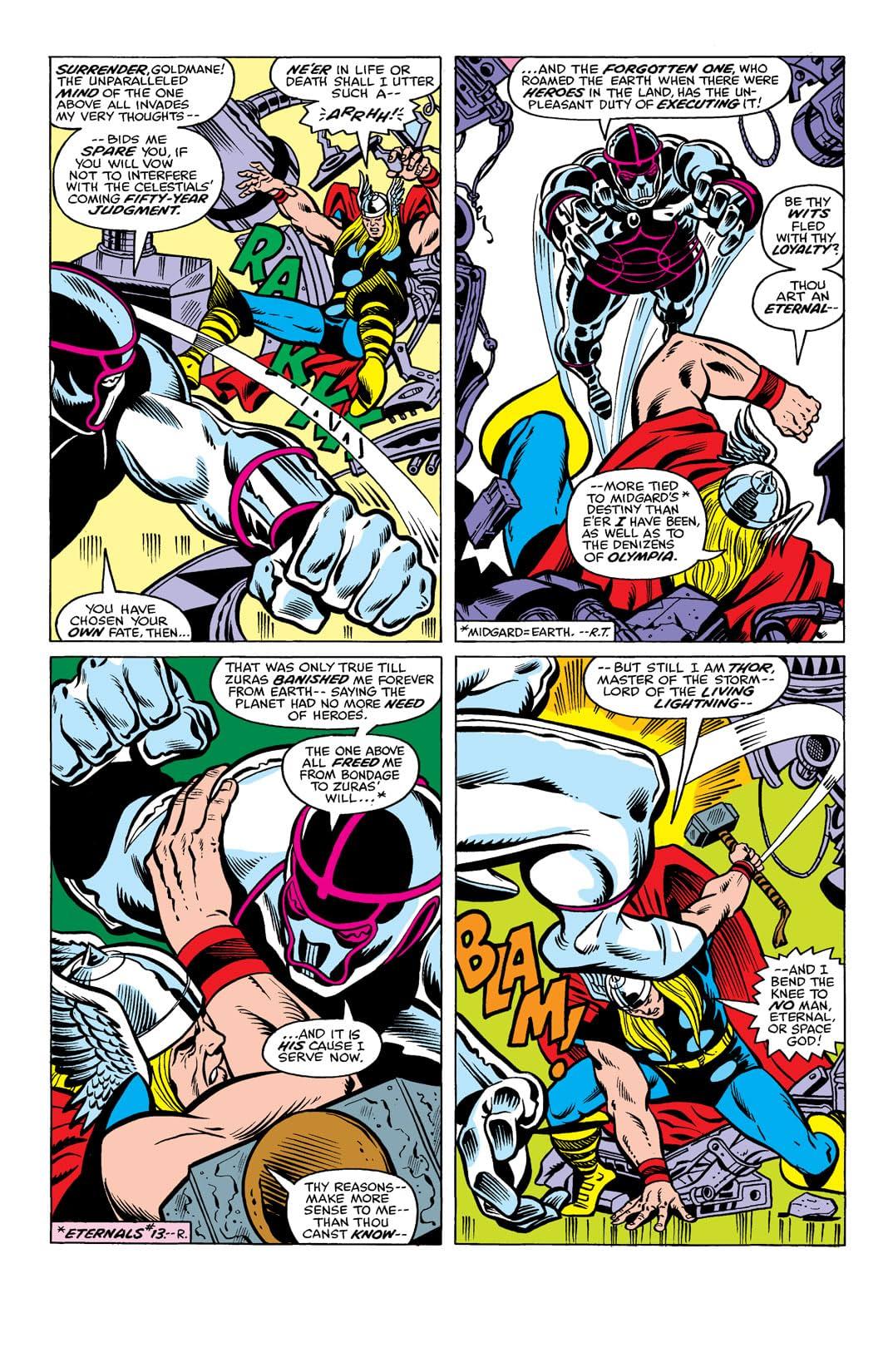 Thor (1966-1996) #288