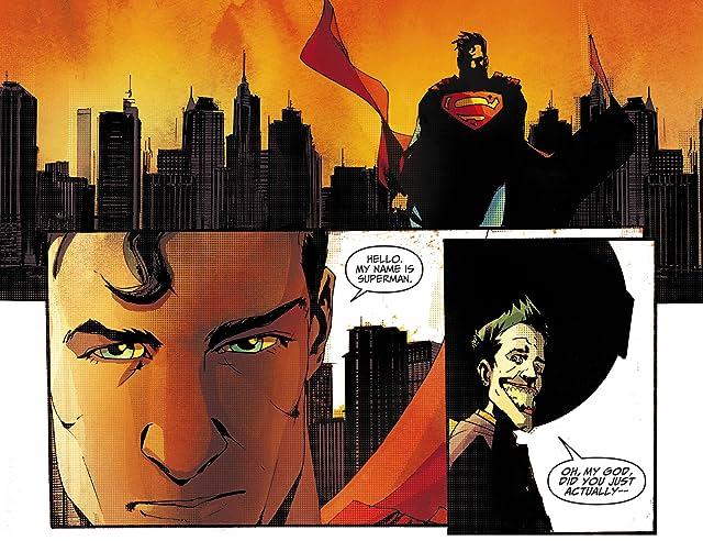 Adventures of Superman (2013-2014) #40