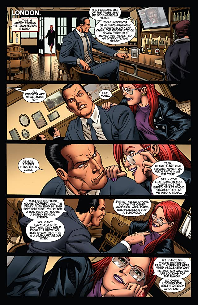 click for super-sized previews of Iron Man (2012-) #21