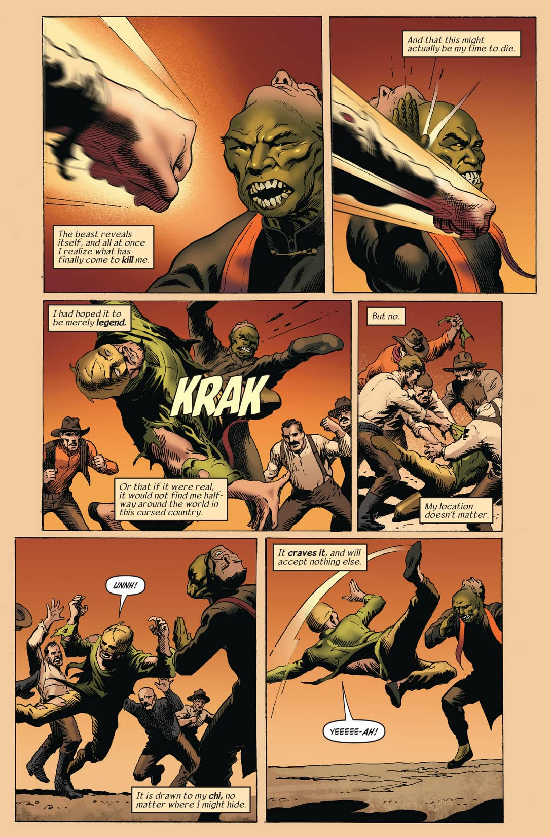 Immortal Iron Fist #18
