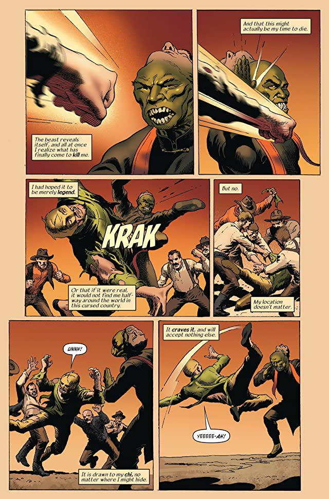 click for super-sized previews of Immortal Iron Fist #18
