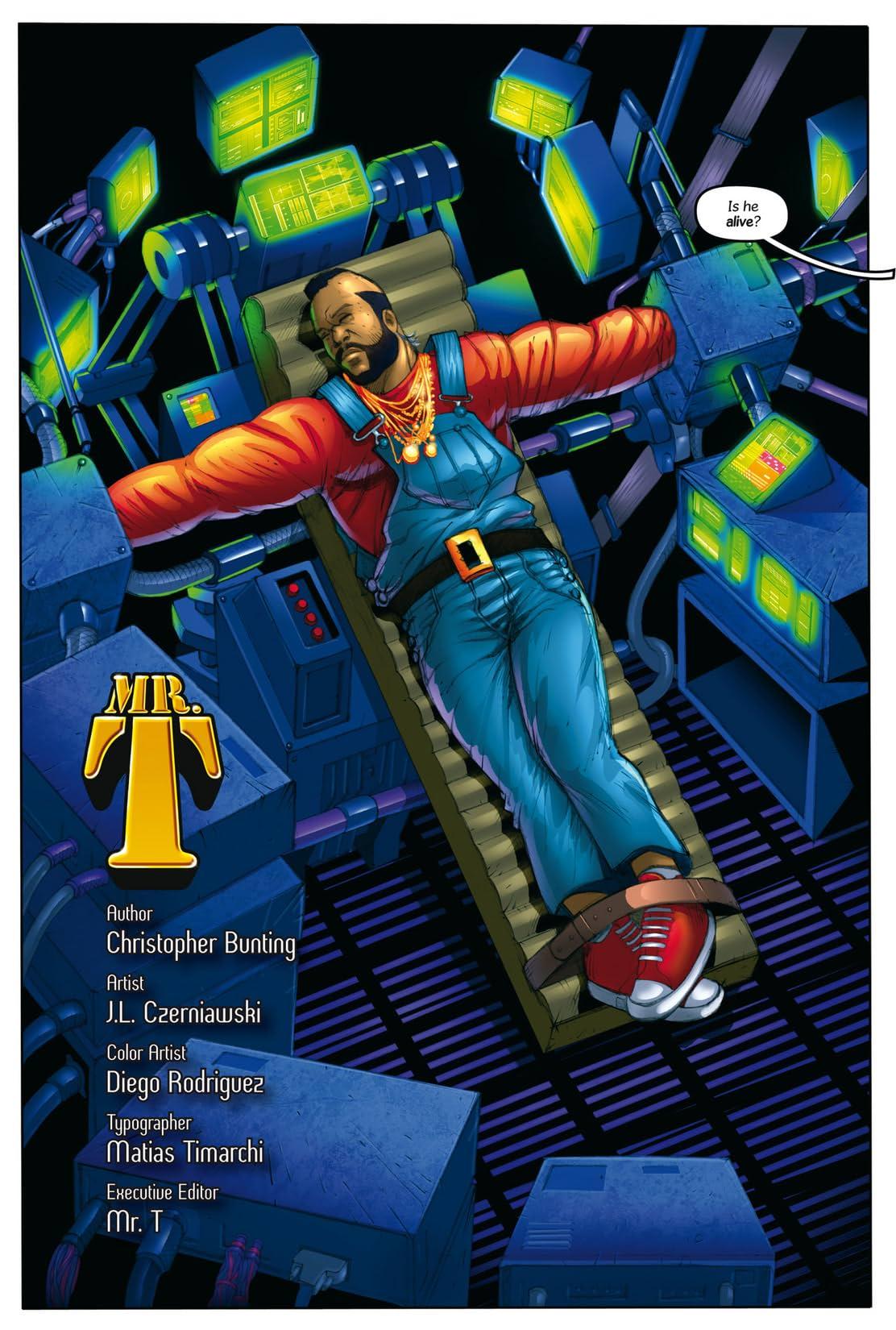 Mr. T Vol. 1