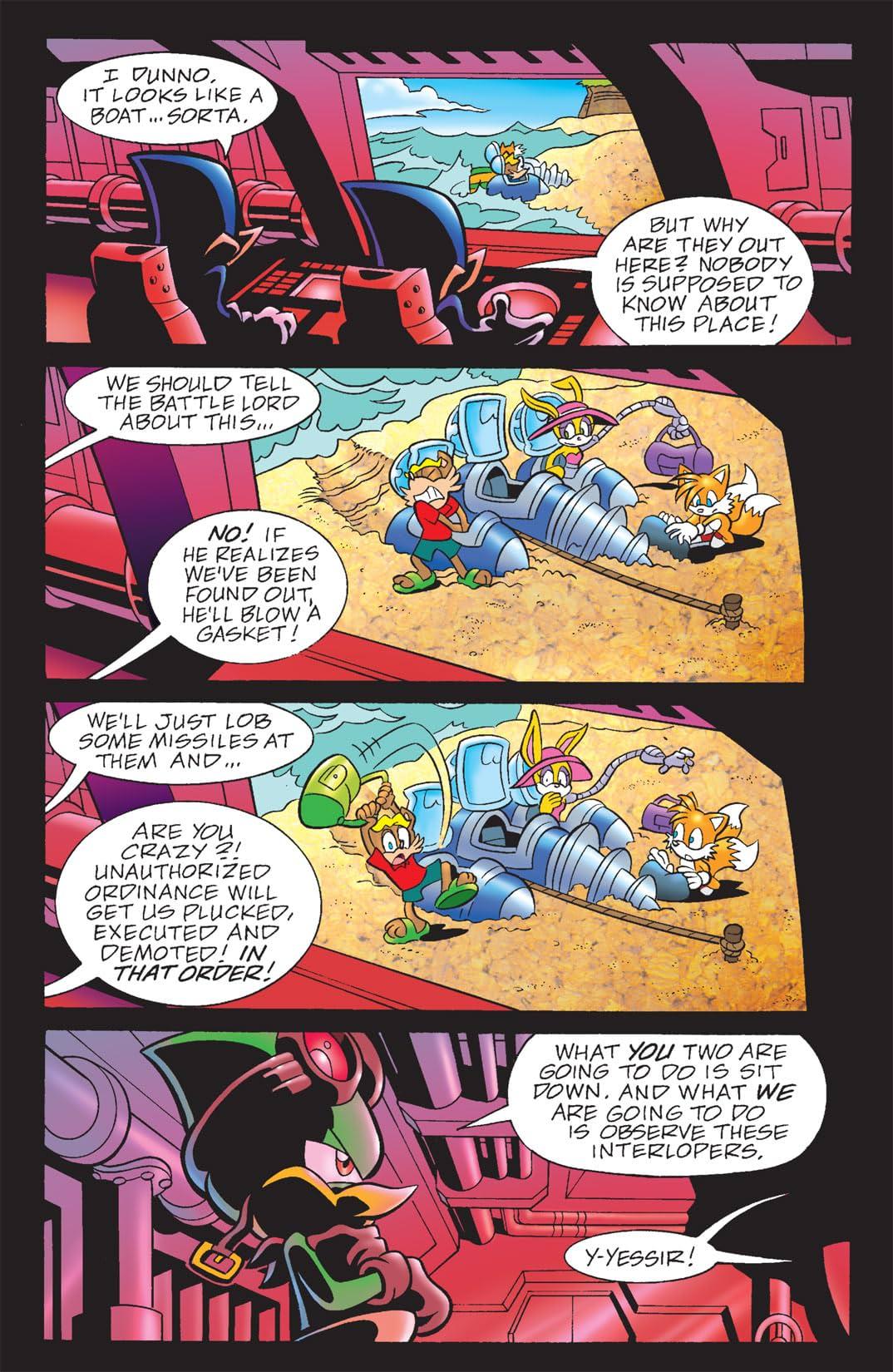 Sonic Universe #17