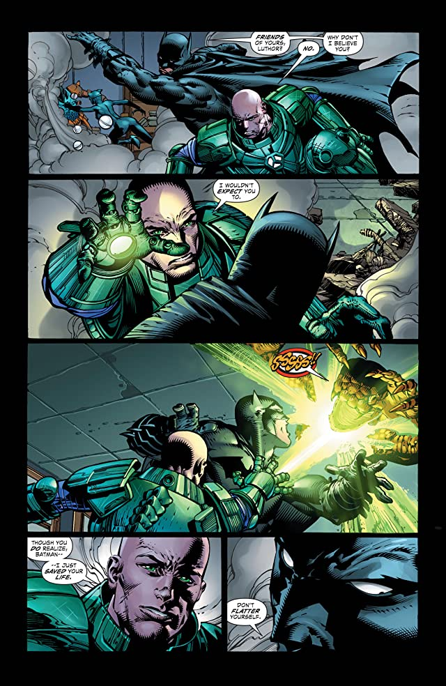 click for super-sized previews of Forever Evil (2013-2014) #5 (of 7)