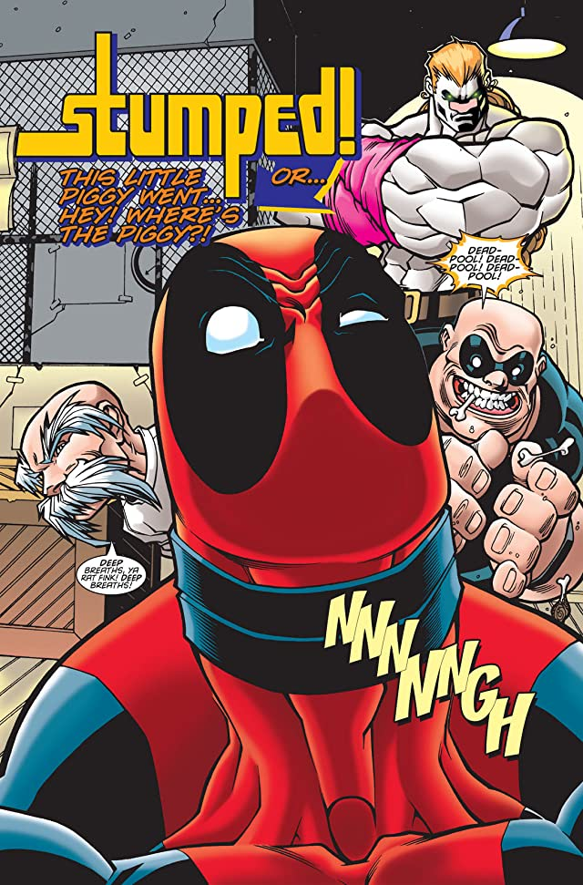 click for super-sized previews of Deadpool (1997-2002) #3
