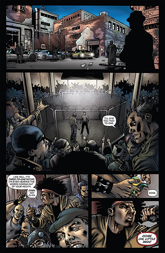 click for super-sized previews of The Green Hornet Strikes! #4