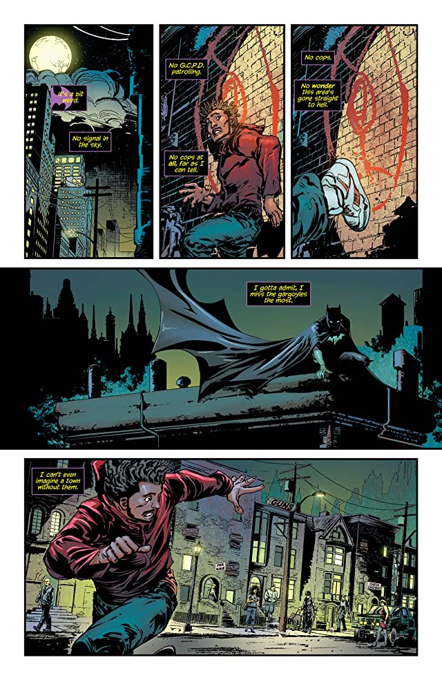 click for super-sized previews of The Movement #9