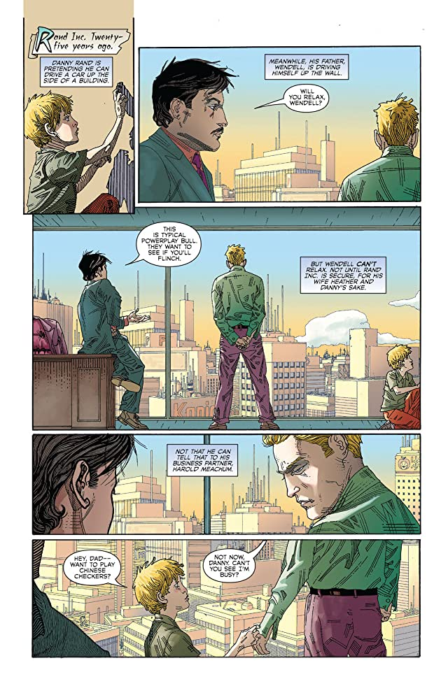 click for super-sized previews of Immortal Iron Fist #27