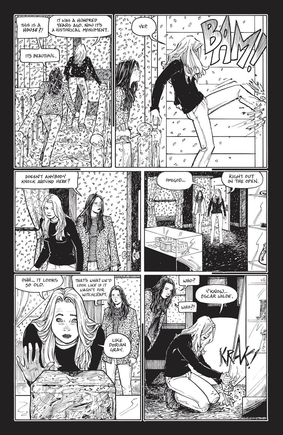 Rachel Rising #23