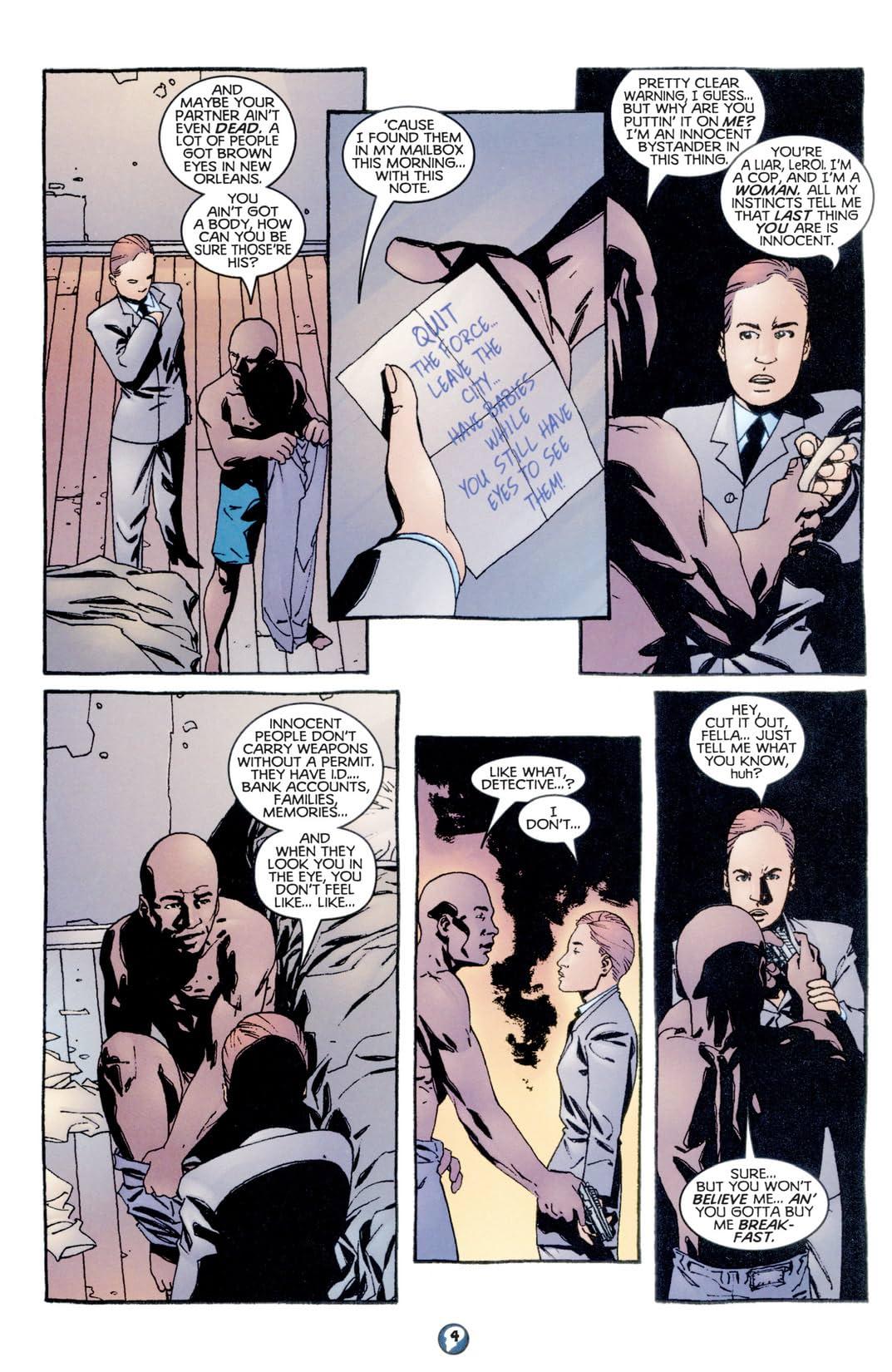 Shadowman (1997-1998) #10
