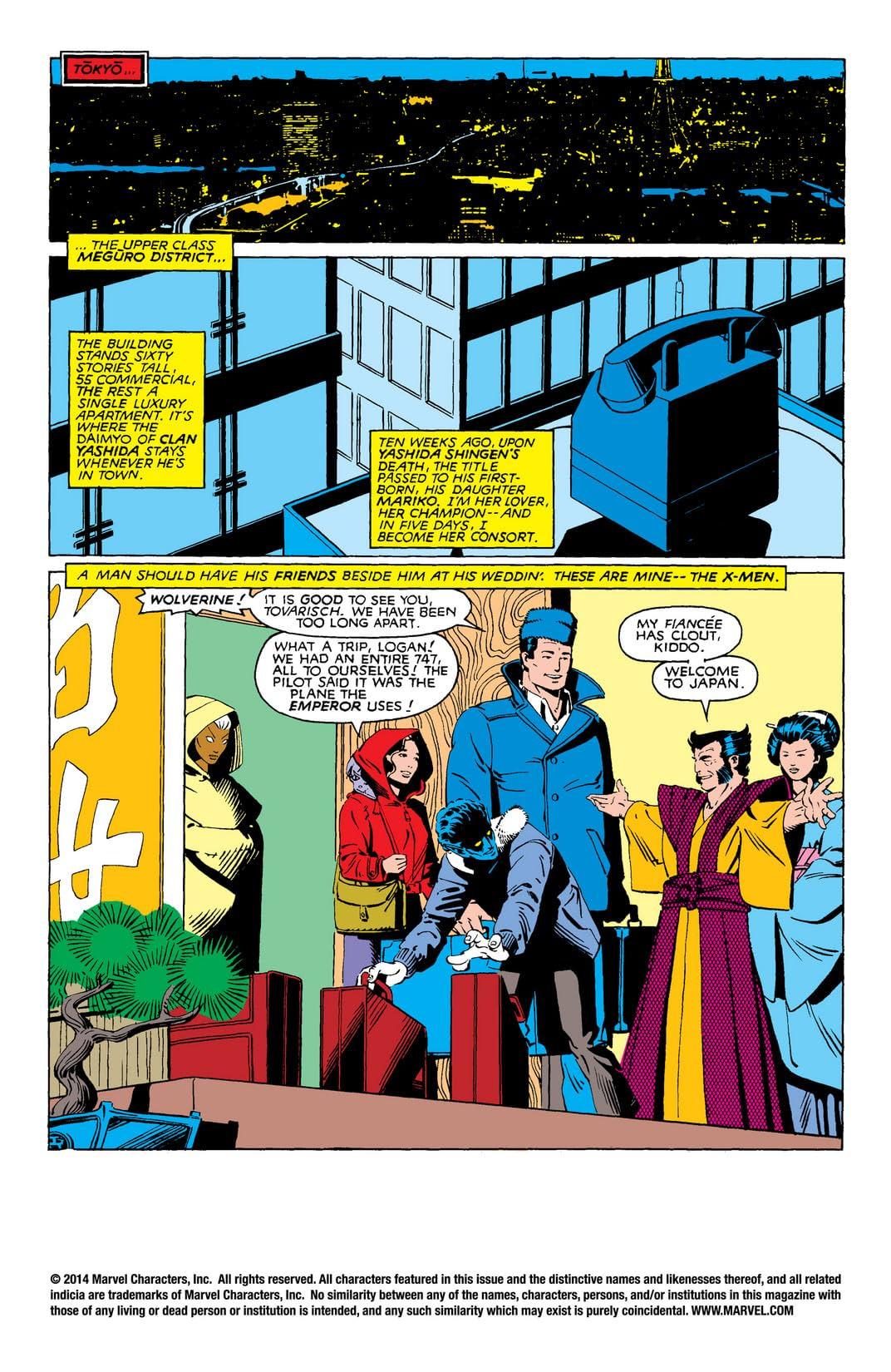 Uncanny X-Men (1963-2011) #172