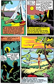 Classics Illustrated #57: The Song of Hiawatha