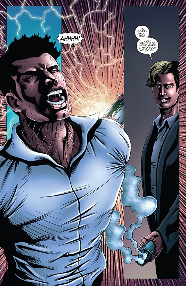 click for super-sized previews of Grimm #10: Digital Exclusive Edition