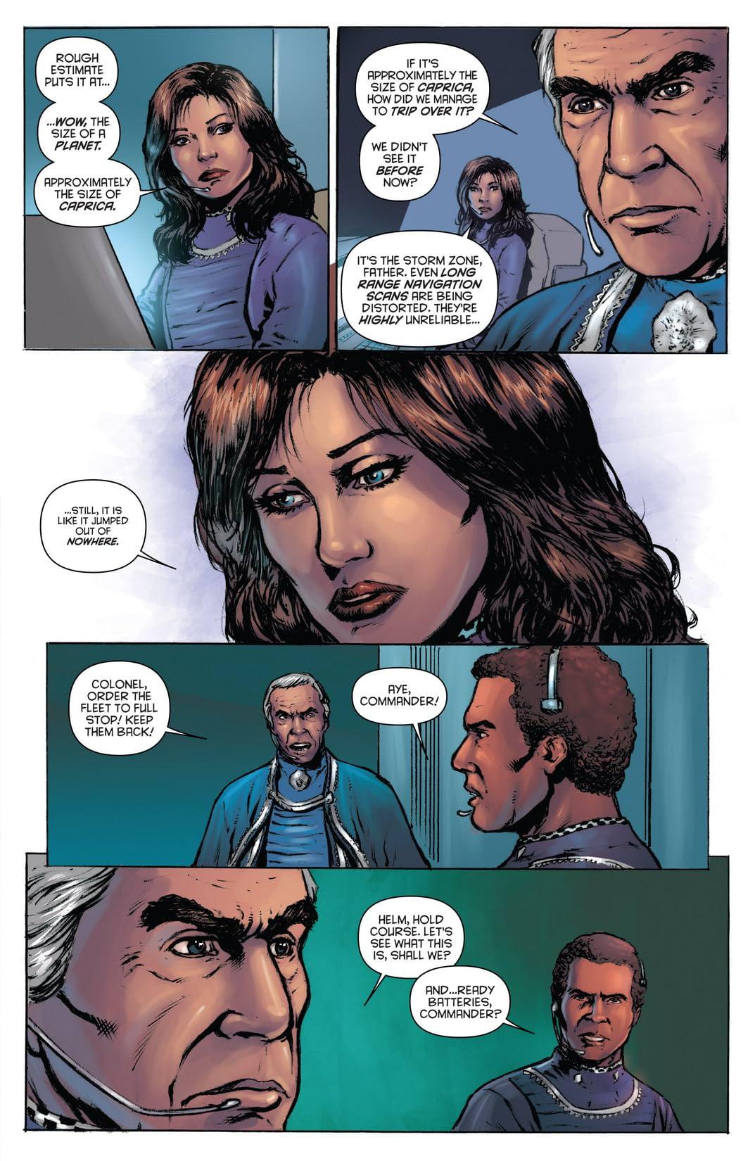Classic Battlestar Galactica Vol. 2 #8: Digital Exclusive Edition
