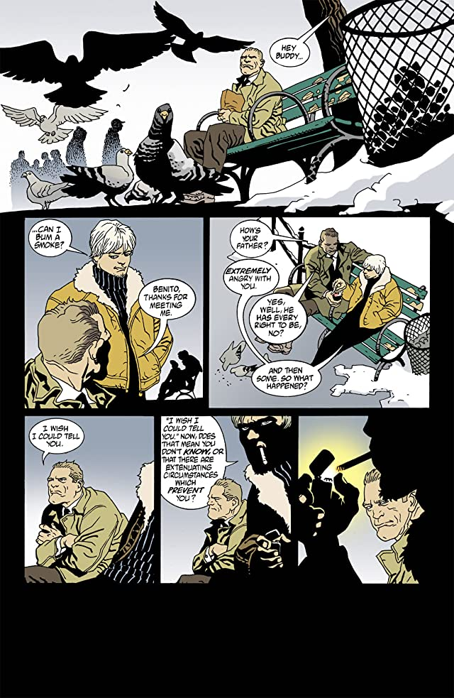click for super-sized previews of 100 Bullets #20