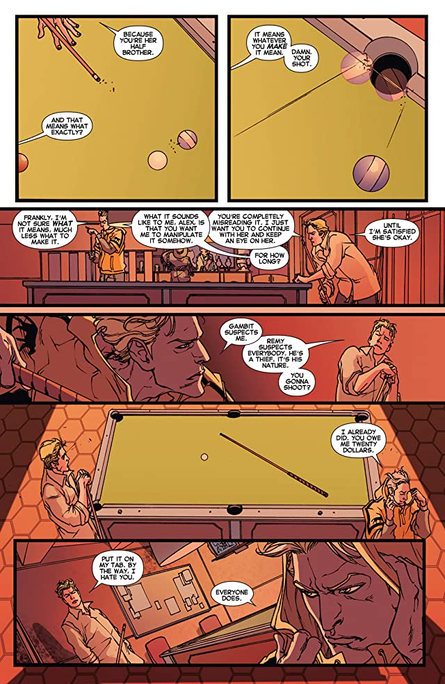 click for super-sized previews of All-New X-Factor (2014-2015) #3