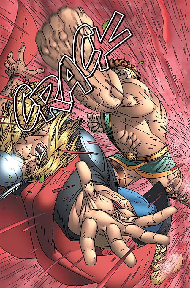 click for super-sized previews of Thor: Blood Oath #3