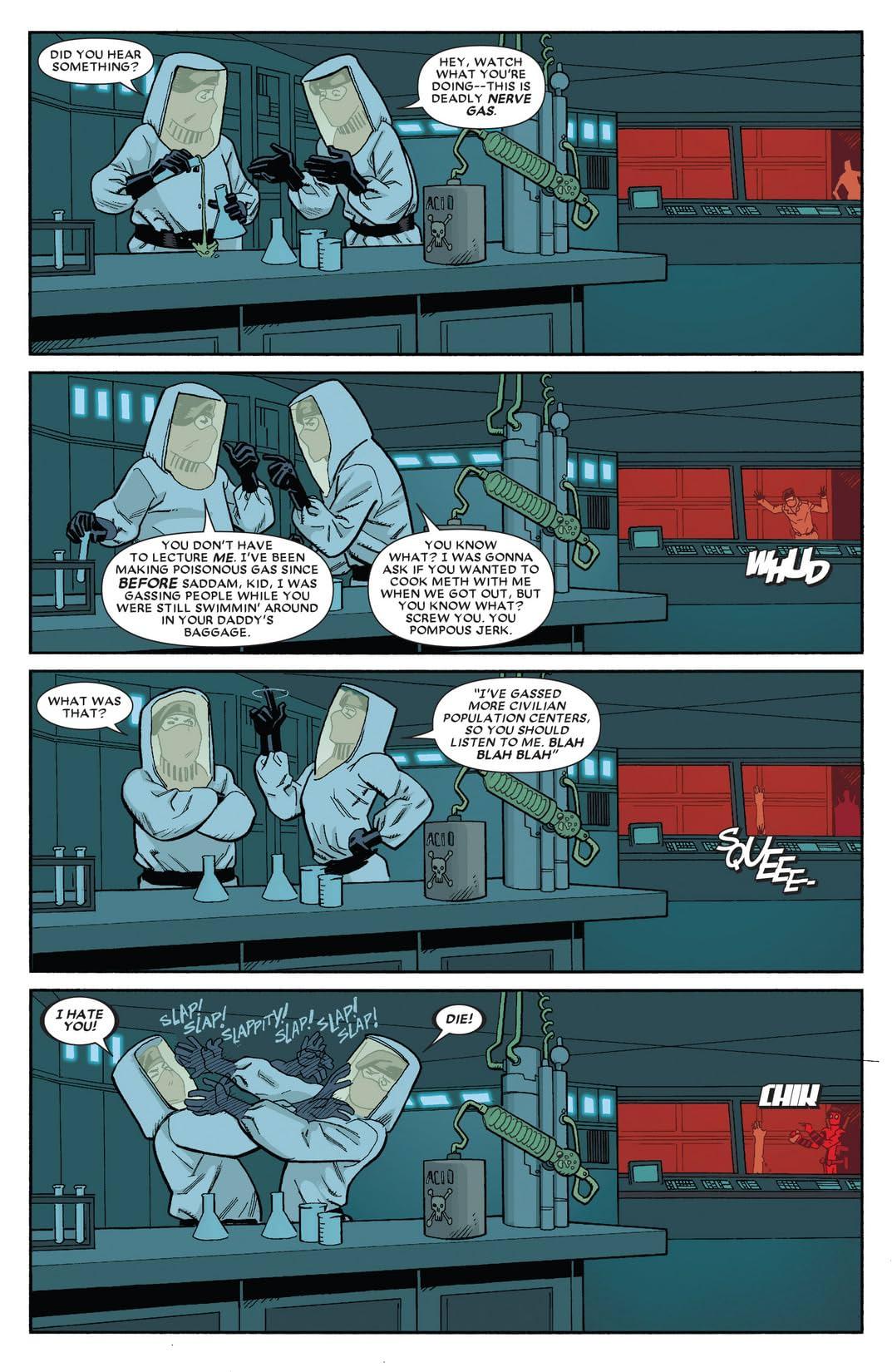 Deadpool (2012-2015) #23