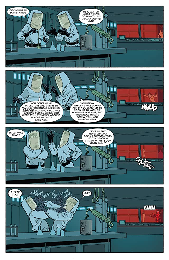 click for super-sized previews of Deadpool (2012-) #23