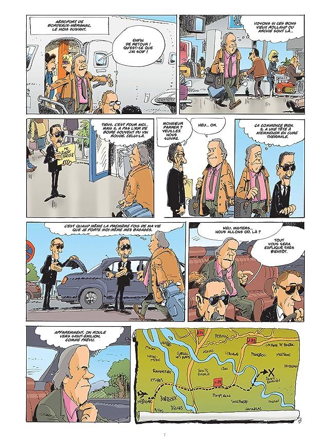 click for super-sized previews of Robert Parker : Les Sept Péchés Capiteux