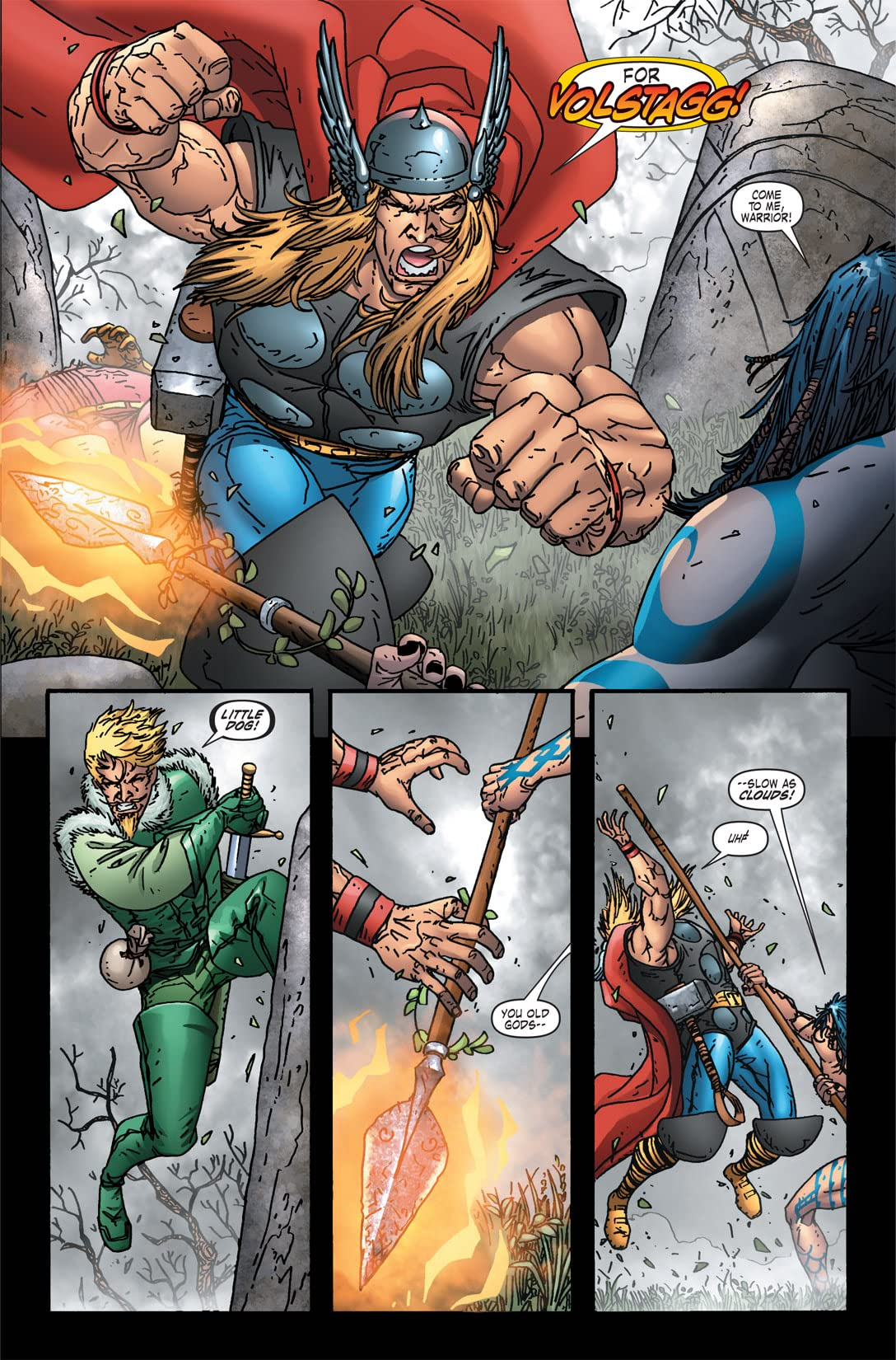 Thor: Blood Oath #5