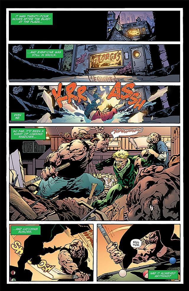 Green Arrow (2001-2007) #51