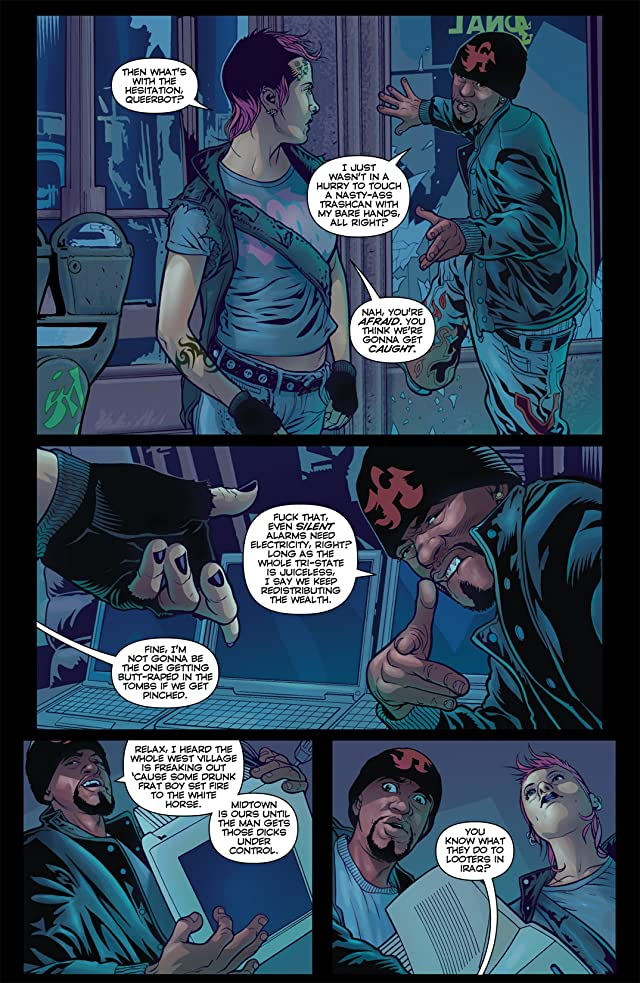 click for super-sized previews of Ex Machina #29