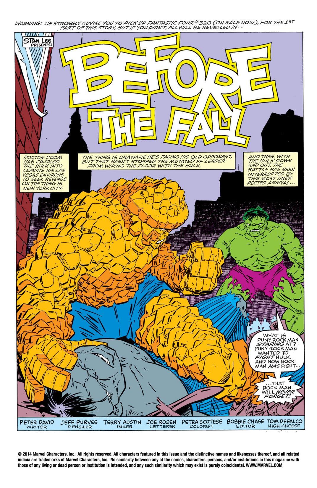 Incredible Hulk (1962-1999) #350