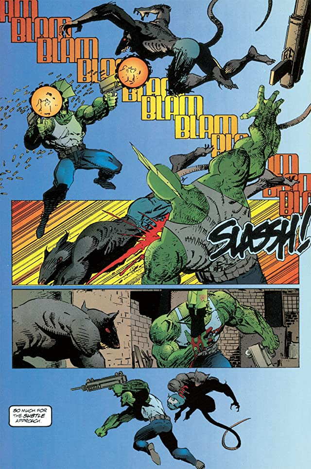 Savage Dragon #1